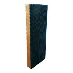Panel de celulosa tratado